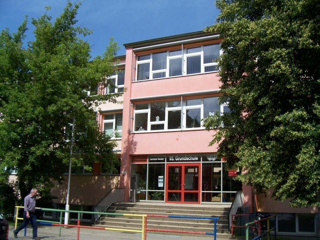 95. Grundschule Dresden - Hochwassersanierung
