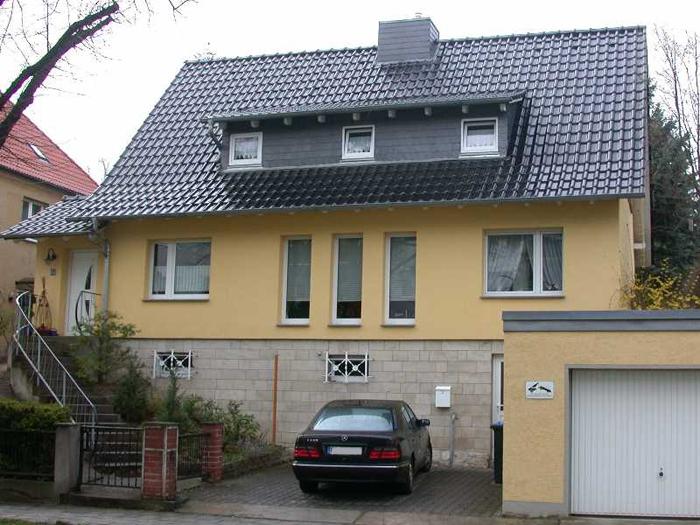 Modernisierung Einfamilienhaus in Naumburg / Saale