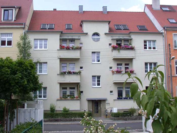 Modernisierung Mehrfamilienhaus Iglauer Straße 8