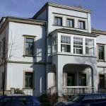 Modernisierung denkmalgeschützte Villa