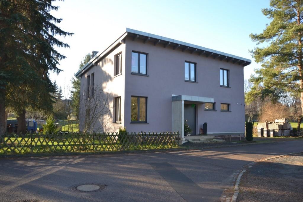 Neubau Einfamilienhaus Kreischa